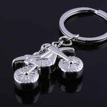 Motorcycle Keys Cross-country Metal Zinc Alloy