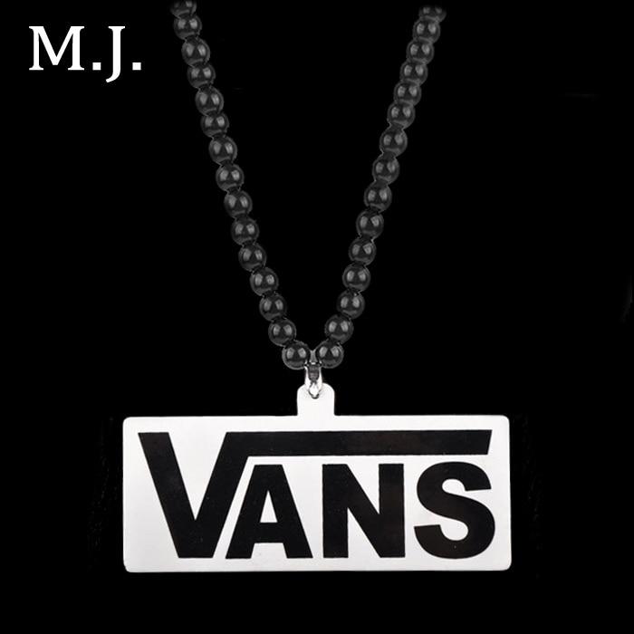 Original New Long Hip Hop Necklaces Men Hippie Beads Chain Maxi Pendant Necklaces Male Costume Jewelry Gift Bijoux