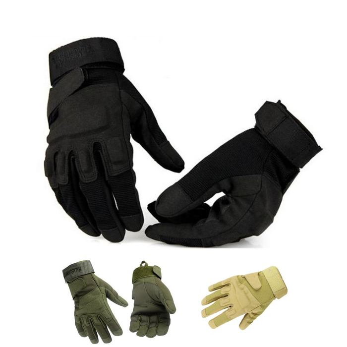 E0495- Free shipping new outdoor sports camping mountaineering warm full finger gloves wholesale