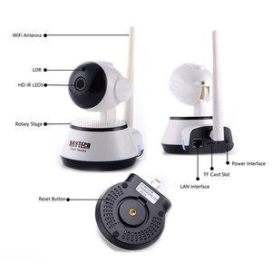 Image 3 - DAYTECH 2MP sans fil 1080P IP caméra de Surveillance WiFi sécurité CCTV bébé moniteur IR Vision nocturne deux voies Audio Mini réseau