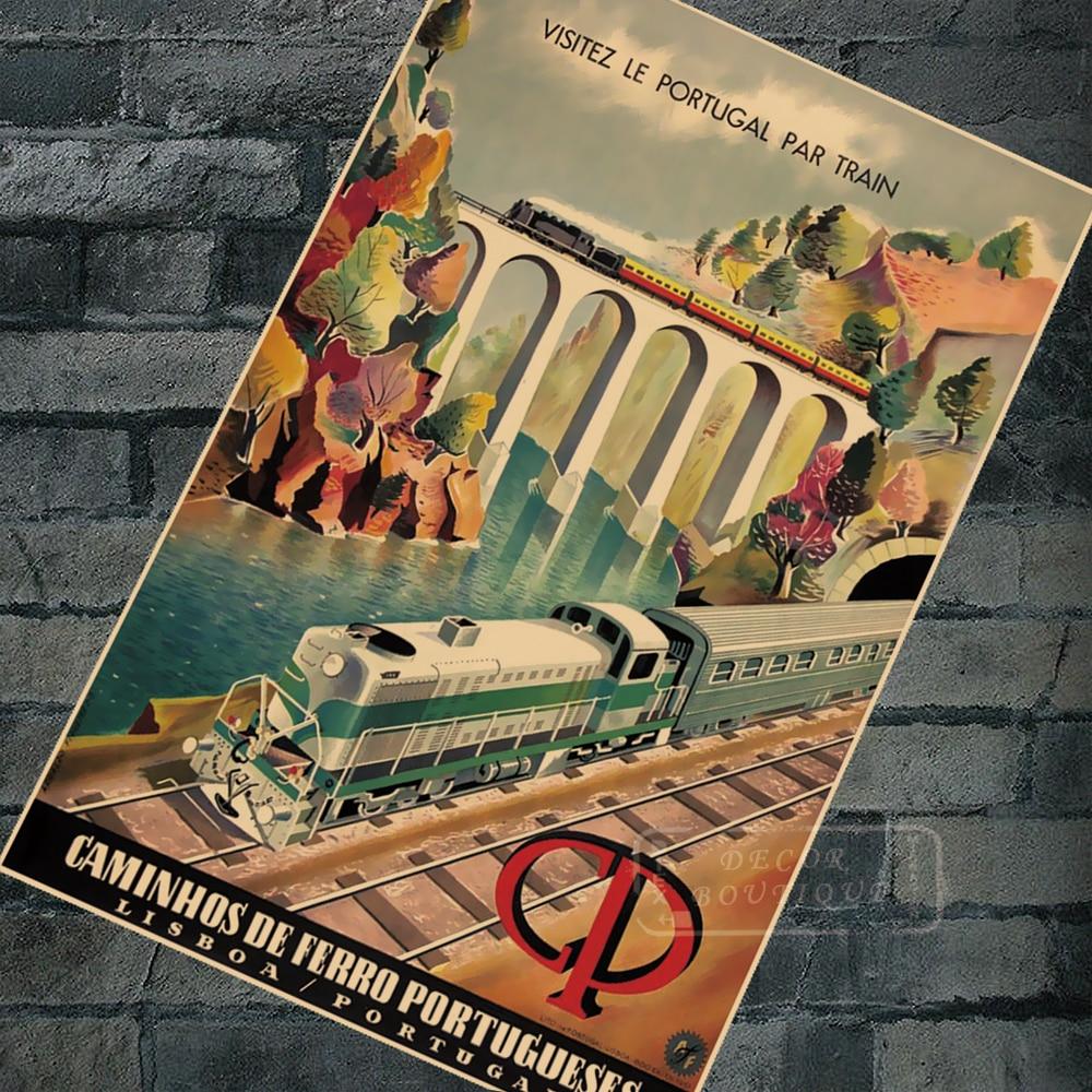 Vintage Sintra Portugal Tourism Poster A3 Print