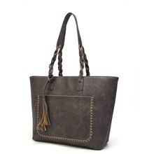 Tassel Women Shoulder Bag (6 colors)