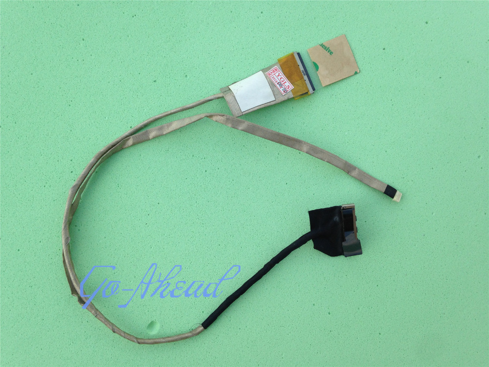 New LED LCD LVDS Cable For HP G6-2100 G6-2200 G6-2300 G6T-2000 G6-2238DX G6-2270dx 2143 2147 2210SA 2399SA 2240SA 2244SA 2278DX