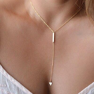 X349 модное простое богемное ожерелье с подвеской в виде сердца и Луны, женское многослойное колье золотого цвета, массивное ожерелье с подвеской - Окраска металла: x191 gold
