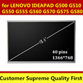 100% test high quality 15.6 LCD Screen for LENOVO IDEAPAD G500 G510 G550 G555 G560 G570 G575 G580