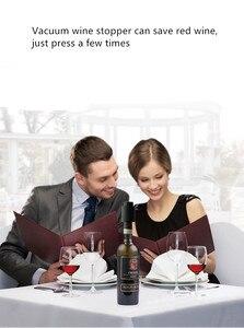 Image 3 - Kelitong Wine Stopper Stainless Steel Vacuum Memory Wine Stopper Electric Stopper Wine Corks Metal Digital scale