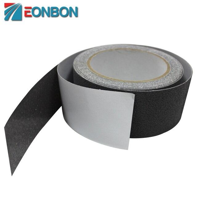 A buon mercato PEVA Anti Slip 50mm X 5 m Impermeabile Da Bagno Grip Doccia Nastro Pavimenti In Nastro di Sicurezza Antiscivolo Vasca Da Bagno nastro