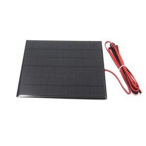 Image 1 - Panel Solar portátil, 18V, 10W, 5W, 4,5 W, 1,5 W, celda solar, bricolaje, para teléfonos móviles, linterna, juguetes, kits electrónicos, batería solar