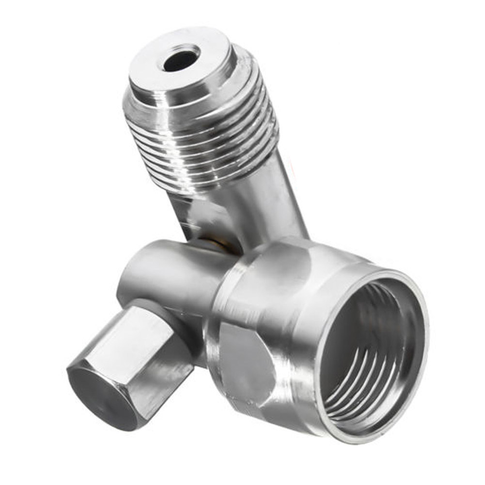 Multi-angle 7/8 Inch F-7/8 Inch Rotation Swivel Joint Adapter Clean Shot Shut Off  For Airless Paint Spray Gun Swivel Joint