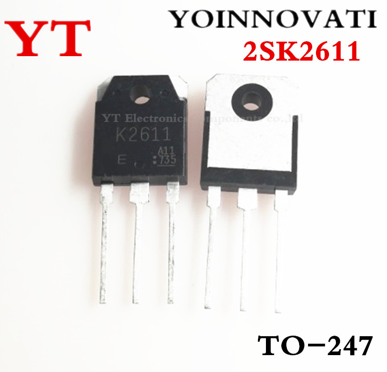 Free Shipping 10PCS/LOT 2SK2611 K2611 TO-3P Best Quality