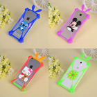 Newest Fashion Silicon Soft Universal BumperCute Cartoon Pattern(21 Styles) Phone Case For Blackphone BP1