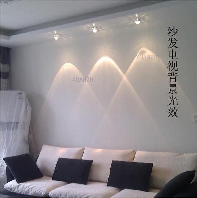Bar Ktv Sofa Bedroom TV Background Bedside Lamp Creative
