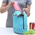 De viagem Do Bebê Bebe Bolsa da Mamãe Sacos de Fraldas Organizador de Alimentos Isolados para A Mãe Carry Refrigerador Sacos Bento Fresco Refrigerador Lunch Box bolsa