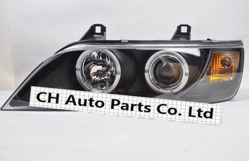 FREE SHIPPING, Z3 COMPLETE ANGEL EYE HEADLIGHT, WITH HID PROJECTOR