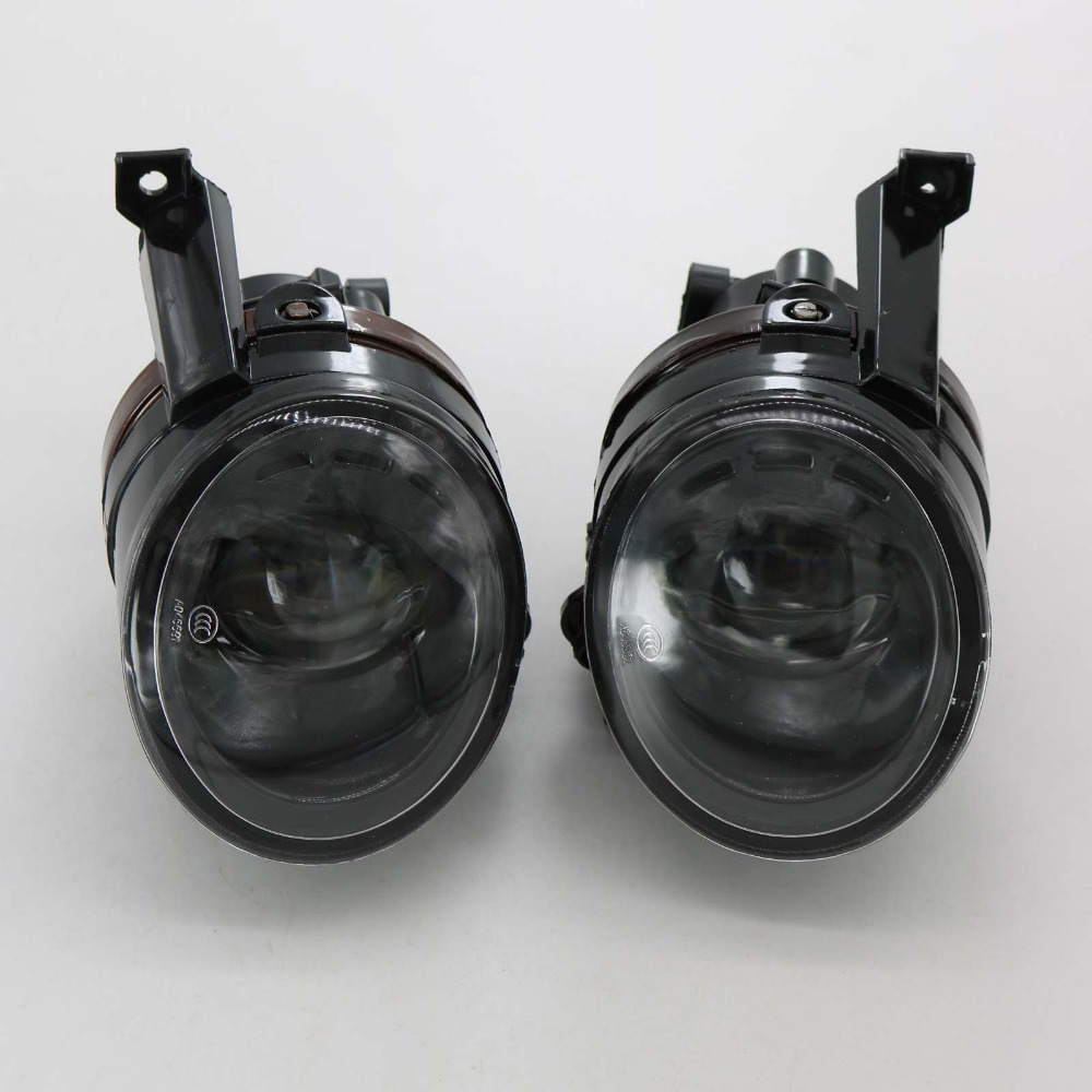 New Car Light For VW Tiguan 2007 2008 2009 2010 2011 Car-Styling Front Halogen Fog Light Fog Lamp With Comvex Lens