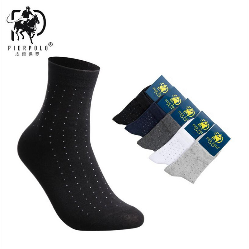New Hot-sell men socks cotton 5 pairs/lot autumn-winter Breathable Socks High quality Brand socks Casual socks Male