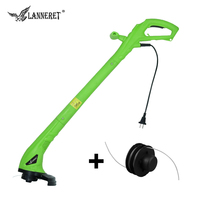 LANNERET GT250DW01 250W 220mm AC Electric Grass Trimmer Electric Home Lawn Machine Cutting Width Garden Tools