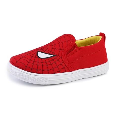 2019 exclusivo sapatos meninos spiderman tenis de corrida calcados esportivos criancas calcados casuais apartamentos criancas