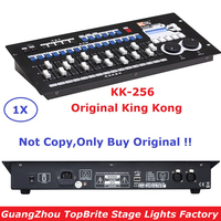 Carton Package King Kong 256 Professional Stage Lights Controller DMX Console Bar KTV Theatrical Lighting Console DHL/FedEx Ship