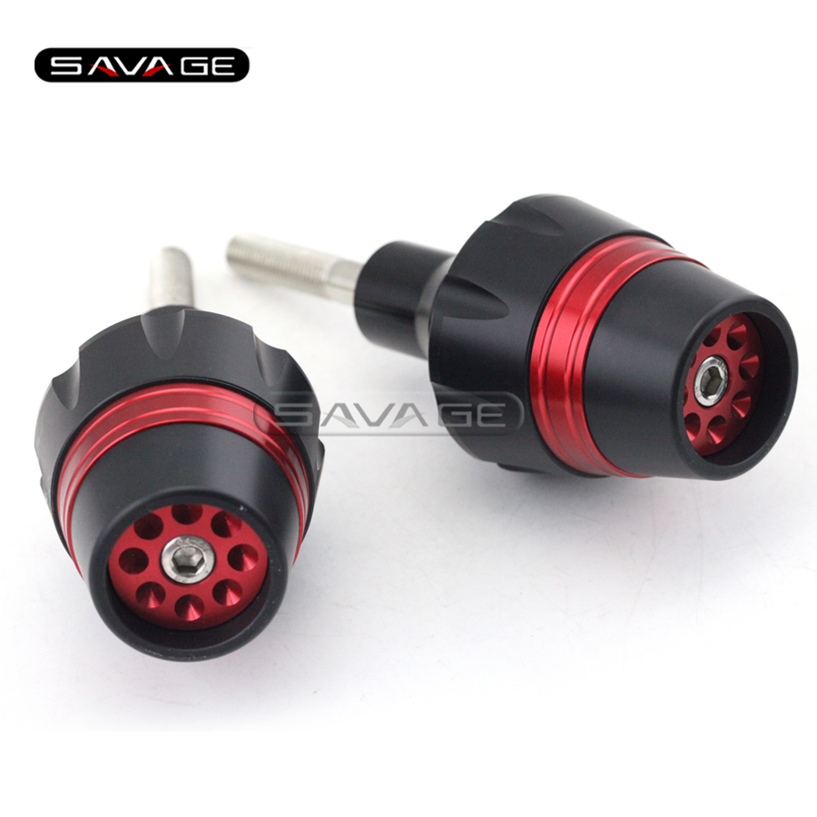 For YAMAHA YZFR1 YZF-R1 2004 2005 2006 Red Motorcycle Frame Sliders Crash Protector Bobbins Falling Protection