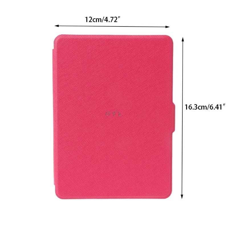Новый чехол для планшета из искусственной кожи для Amazon Kindle 8-го поколения