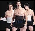 Homens shapers cintura cincher corpo shaper barriga roupa interior Quente, homens shaper cinturão espartilhos Cintura Emagrecimento Cinto Fino