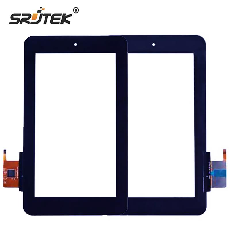 Srjtek New 7 inch For HP Slate 7 2800 2801 4601 Touch Screen Digitizer Glass Sensor Tablet PC Replacement Parts For Slate 7 2800 slate