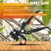LOMVUM Professional Mutlifunctional Fruit Trees Grafting Shear Labor Saving Prunning Siccsor Economic Graft Shear