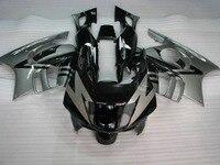Dor custom fairings For CBR600F3 CBR600 F3 1995 1996 CBR 600 95 96 bodywork kit Injection molding Black silver Fairing kit