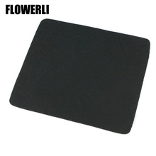 FLOWERLI New 22*18cm Common Mouse Pad Mat for Laptop computer Pc Pill PC Gaming Mouse Pad-rim lock mouse Mat Management / Pace