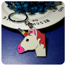 Fantastic Souvenir Unicorn Key Chain Ring Gift to Friends