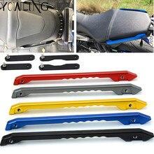 Motorcycle MT09 Rear Passenger Pillion Seat Hand Handle Grab Bar Armrest Handrail Rail Banisters MT-09 FZ-09 2014 2015 2016
