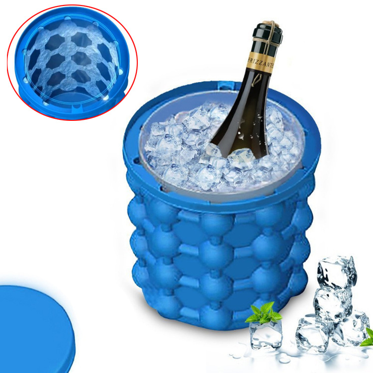 Massageador anti-stress Ice Cube Maker Genie The Revolutionary Space Saving Ice Genie pa ...