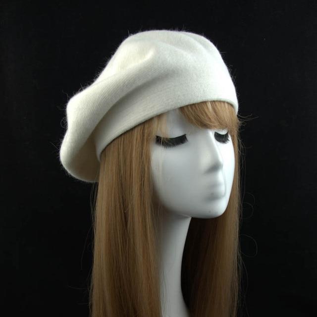 Winter Vogue Beret Hat Flat...