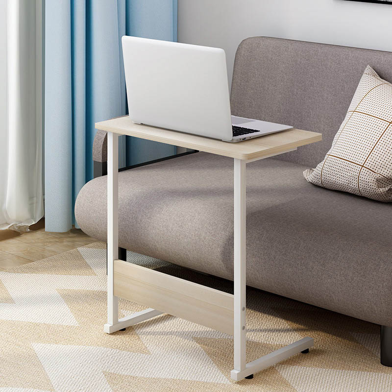 Minimalist bedside computer desk Multifunction student convenient Household Small dining table Computer Desk Office Furniture