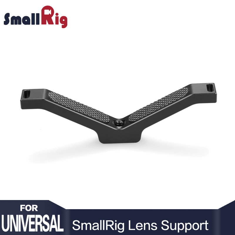 SmallRig Long Lens Support with 1/4 Inch Thread - 1650SmallRig Long Lens Support with 1/4 Inch Thread - 1650
