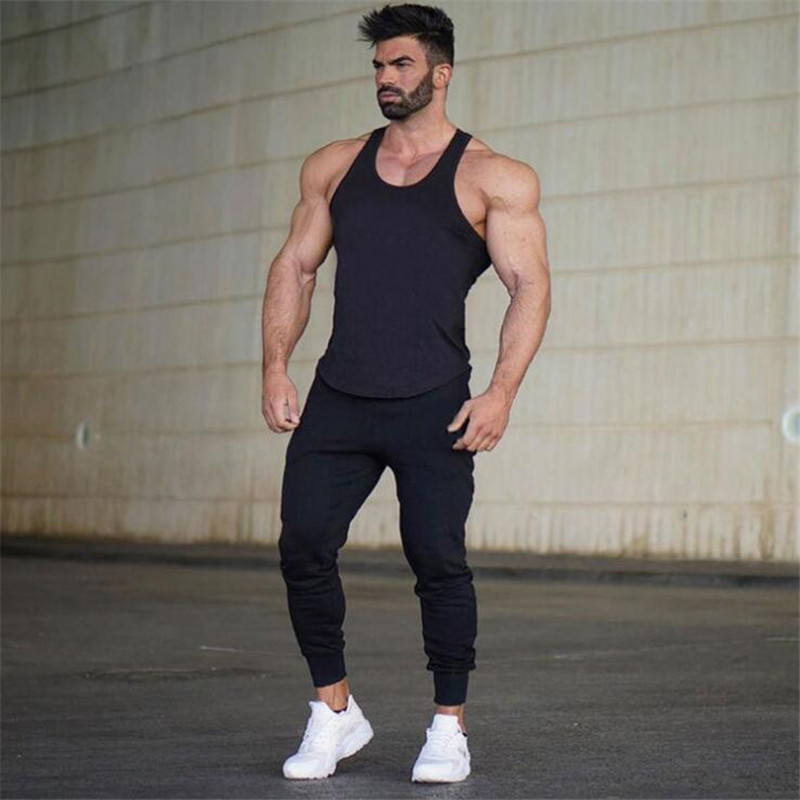 HTB1woGmJHPpK1RjSZFFq6y5PpXaR New summer hot brand sale men's MARVEL suit T shirt + pants two piece casual sportswear printing shirts gym fitness pants 2019
