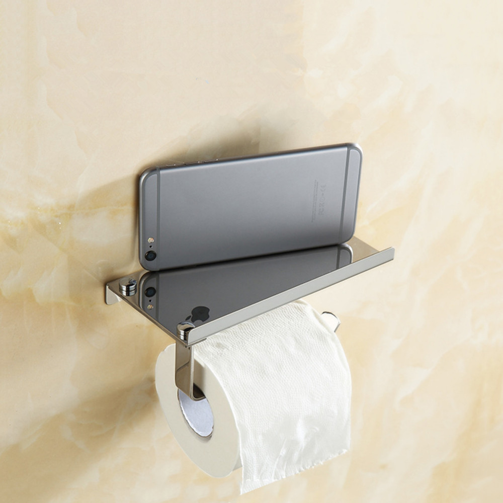 Popular Bathroom Paper Phone Holder Mobile PhoneBuy Cheap -  bathroom paper towel holder