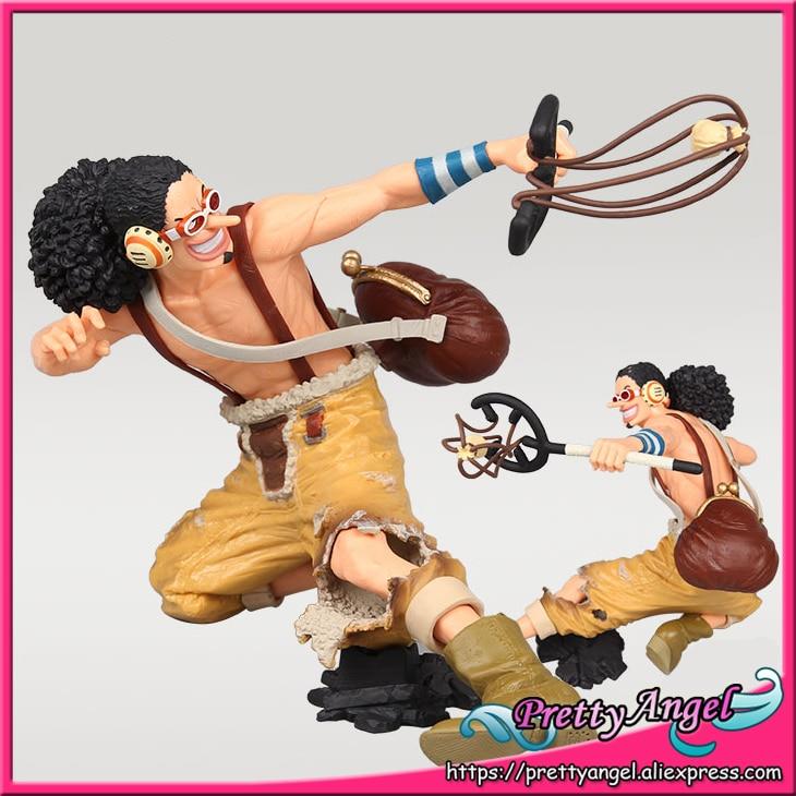 PrettyAngel Genuine Banpresto KING OF ARTIST One Piece Collection Figure Usopp