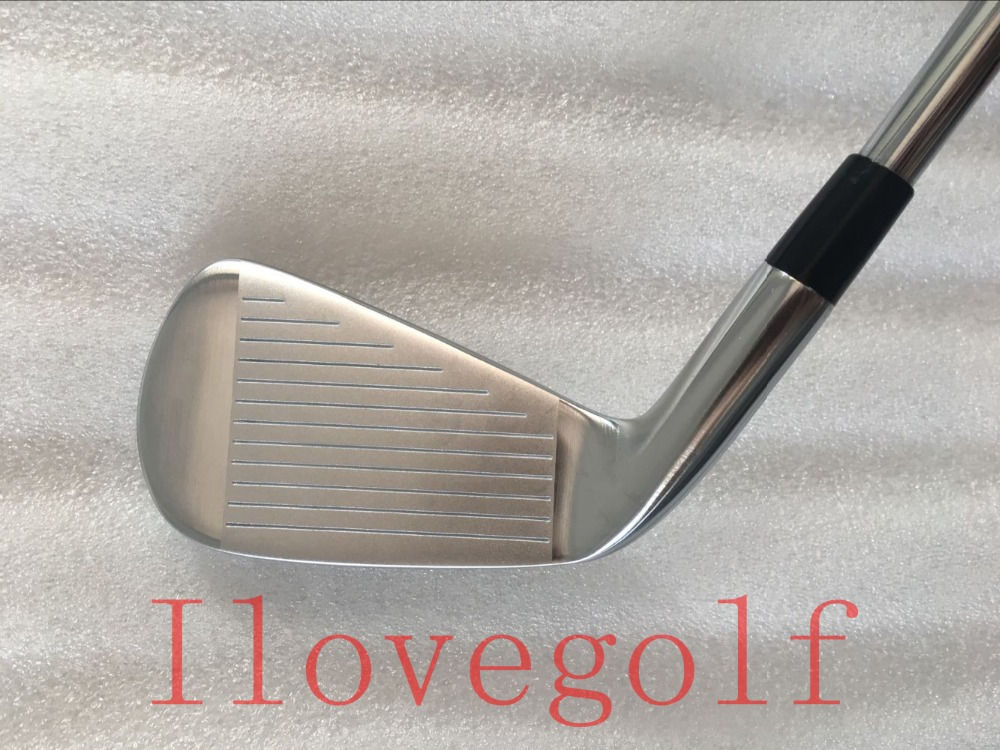Hot Sale 8PCS Golf Clubs T-MB 716 Golf Irons Set 716 T-MB Golf Irons 3-9P Dynamic Gold Steel Shafts DHL Free Shipping