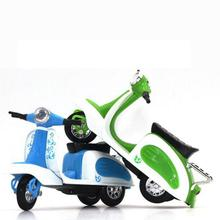 1:32 Diecast Motorcycle Kawaii Metal Model Car Dinky Toys For Children Brinquedos Alloy Toy Pull-back Vehicle Vs Hotwheels