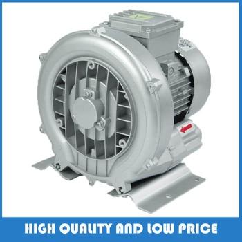 Griglia 550 W Elettrico 220 V/380 V 50 Hz Elettrico Della Pompa Di Vortice Pompa Del Vuoto Industriale 110m3/h