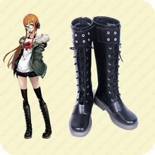 Persona 5  Futaba Sakura Cosplay P5 Anime Boots Tailor Made