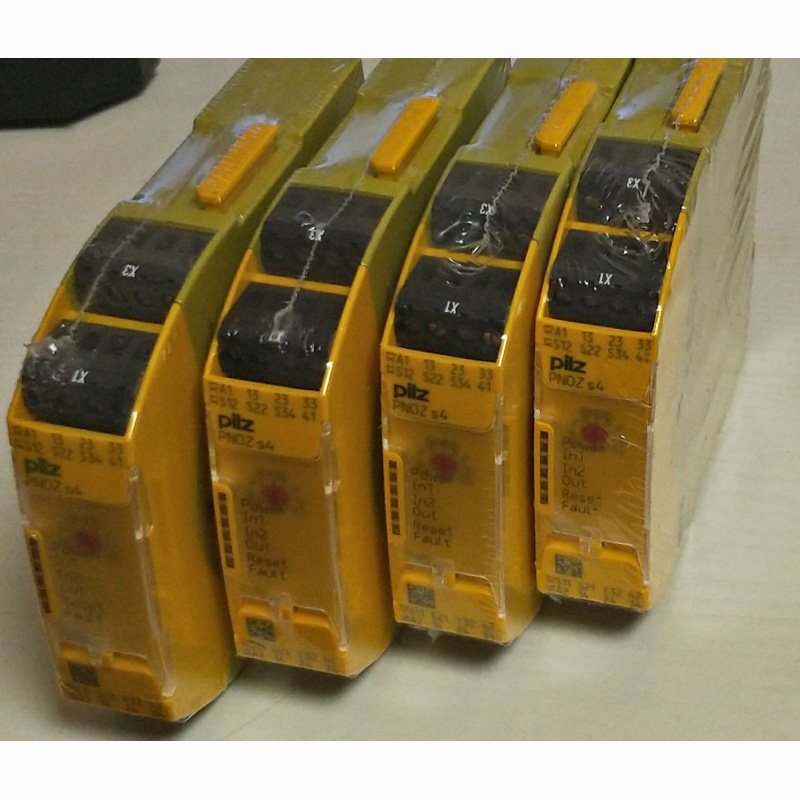 1pc New and Original pnoz s4 750104 Safety Relays 24VDC