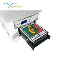 Small Dtg Printing Machine From China Manufacturer HAIWN T500