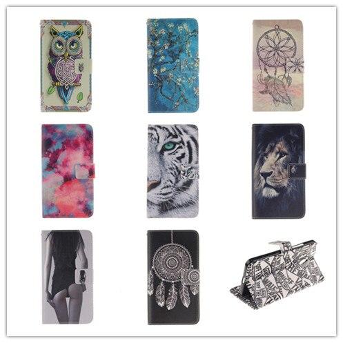 Nokia Lumia 640XL Case Luxury Delux Flip Leather Cover 640 XL Phone Fundas Coque - APbest Electronic Store store