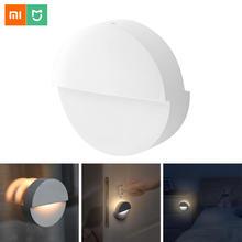Xiao mi jia philips bluetooth night light led indução lâmpada do corredor noite sensor corpo de controle remoto infravermelho para mi casa app