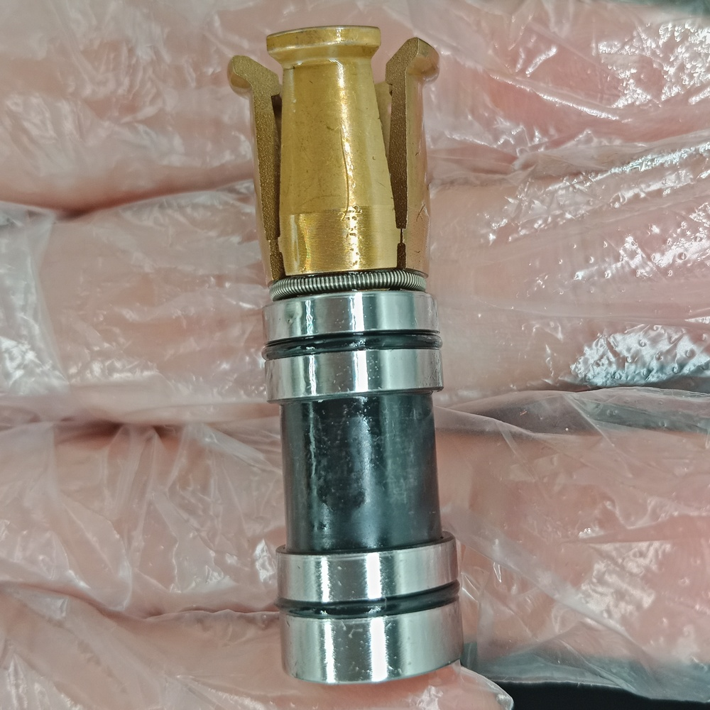 اسپیندل ماشین ابزار BT15 DMM 4 گیره گلبرگ برای دوک نخ ریسی با پیچ داخلی M6 / M8