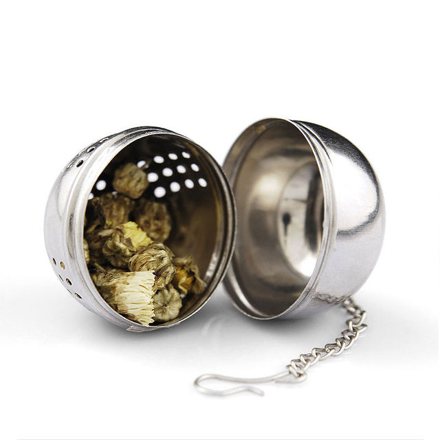 Stainless Steel Tea Egg Infuser 40mm