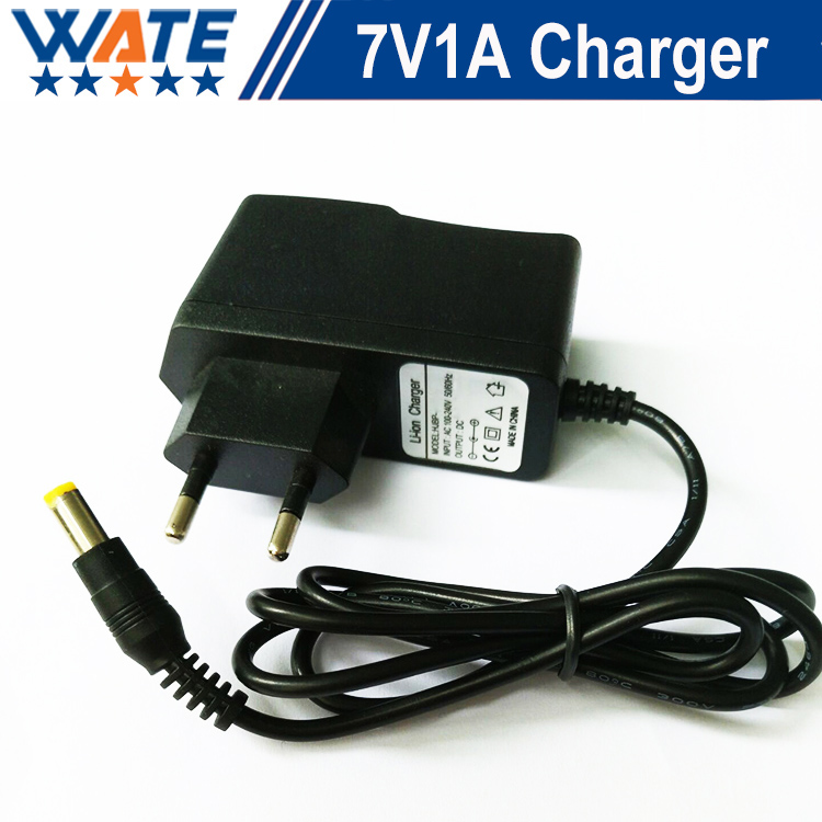 7V 1A Ni-MH battery charger 5S 7V charger applies to 5 Series 6V Ni-MH battery